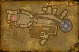 black temple map val kyrs faction chions karazhan map setup of the