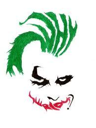 best 25 joker face tattoo ideas on pinterest evil clown tattoos