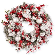 Decorated Christmas Wreaths by Wreaths