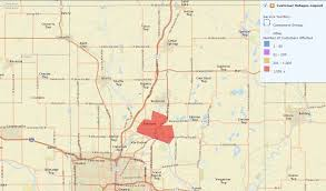 Michigan Power Outage Map by Over 3 000 Homes Without Power In Rockford U0026 Belmont Area Fox17
