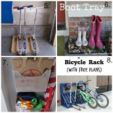 15 clever garage organization ideas my frugal adventures 15 clever garage organization ideas