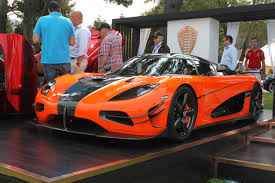 Koenigsegg Agera Xs Is The Perfect Fit At Pebble Beach Autoguide