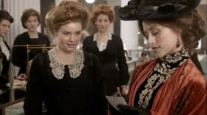 mr selfridge hairstyles mr selfridge the best costumes on tv right now the cut