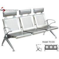 Salon Waiting Chairs Airport Seating Waiting Room Chairs Link Chair Gang Chair Foshan