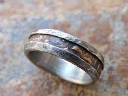 alternative wedding rings wedding alternative wedding rings for menalternative metal ring