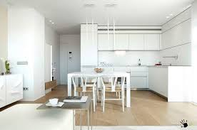 The Kitchen Open Table by Simply Breakfast Space With White Stools At The Kitchen Island