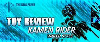 s h figuarts kamen rider wizard water style review geeks life