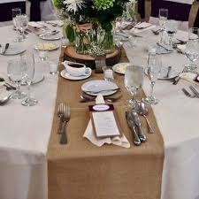 Table Runners For Round Tables Best 25 Hessian Table Runner Ideas On Pinterest Hessian Wedding