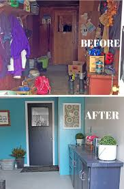 farmhouse mudroom makeover just with paint fynes designs