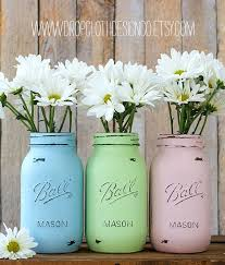 Mason Jar Vases For Wedding Paint U0027s Chips It All Started With Paint