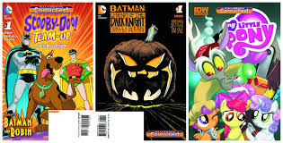 halloween comicfest 2014 nostalgic books and comics