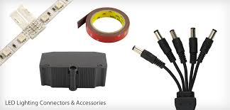 commercial electric led flex ribbon light kit led lighting connectors wire and accessories diode led