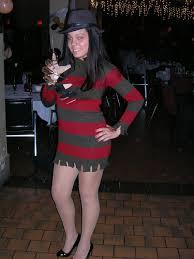 freddy krueger costume miss krueger costume plus size large xl horror costumes