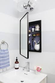 Bathroom Cabinet Shelf by How To Install A Medicine Cabinet Angie U0027s List