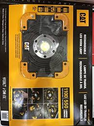 cat 324122 rechargeable led work light amazon com cat rechargeable led worklight home improvement