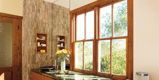exterior modern interior home design with pella windows