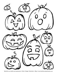halloween pumpkin printables u2013 fun christmas
