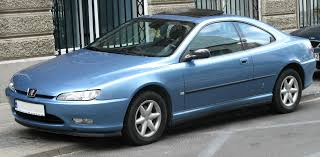 peugeot 607 coupe view of peugeot 406 coupe 2 2 photos video features and tuning