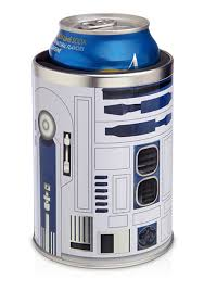 amazon com star wars r2 d2 metal can cooler toys u0026 games