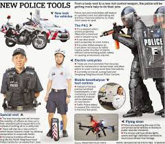 gadgets definition if only singaporeans stopped to think new police gadgets uniform