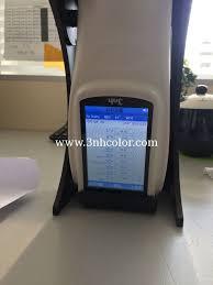 color spectrometer 45 0 portable spectrometer color test equipment manufacturer with