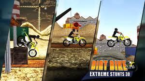 motocross bike on finance dirt bike extreme stunts 3d android apps on google play