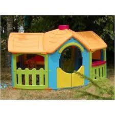 maisonnette de jardin enfant maison jardin pour bébé l univers du bébé