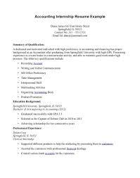 undergraduate college student resume exles college student resume for internship to inspire you how create