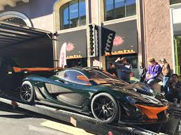 koenigsegg mclaren mclaren p1 gtr waiting eagerly on it u0027s trailer autos