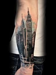 city skyline tattoo tattoo collections