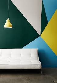 wall paint patterns painting patterns bold paint designs are easier than you imagine