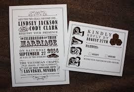 vegas wedding invitations rustic archives page 5 of 20 emdotzee designs