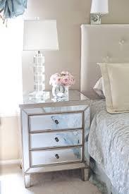 chandelier night stand l modern mirrored night stand inside best 25 nightstand ideas on