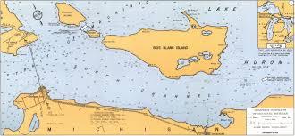 Frankenmuth Michigan Map by Detroit District U003e Missions U003e Operations U003e Channels In Straits Of