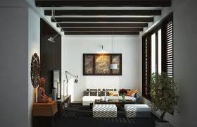 Modern Interiors With An Oriental Charm By Vic Nguyen - Modern chinese interior design