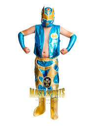 Sin Costume Halloween Sin Blue Turquoise Kid Lycra Pants U0026 Mask Costume Combo