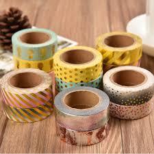 Decorative Scotch Tape Aliexpress Com Compre 1 5 Cm 10 M Washi Fita Adesiva Fita Com