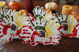 handmade thanksgiving place card turkeys hmh designs