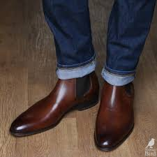 mens chelsea boots which is your colour thomas bird