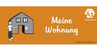 Haus Suchen Deutsch Lernen A1 Thema Wohnung Wortschatz Wohnen