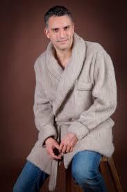 robe de chambre homme des pyr s veste d intérieur en pyrénées binarosse il s agit d un vêtement d