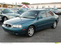 2003 hyundai elantra 2003 blue hyundai elantra gls sedan 59689381 gtcarlot com