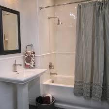 Target Gray Shower Curtain Ruffles Shower Curtain Target