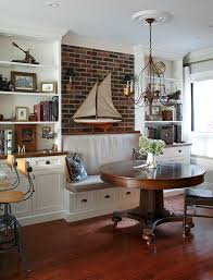 kitchen banquette ideas kitchen banquette ideas dining room rustic with ceiling medallion