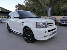 2009 land rover used 2009 land rover range rover sport tdv8 sport hse full body