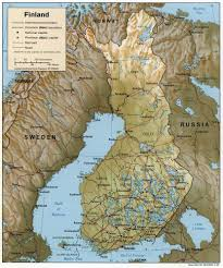 Geography Of Russia by Atlas Of Finland Wikimedia Commons