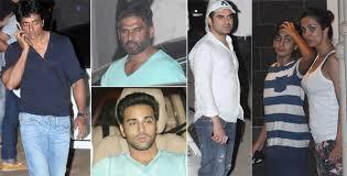 Aamir Khan Home Salman Khan U0027s Celeb Visitors Aamir Khan Sonakshi Sinha Ndtv Movies