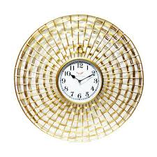 Decorative Metal Wall Clocks Metal Wall Clock Wholesale Trader From New Delhi