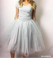 spodnica tiulowa spódnica tiulowa s m l pasłęk sprzedajemy pl