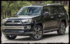 toyota 4wd 2016 toyota 4runner limited 5 passenger 4wd in midnight black 0218